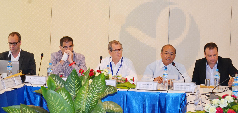 MALVEC consortium meeting