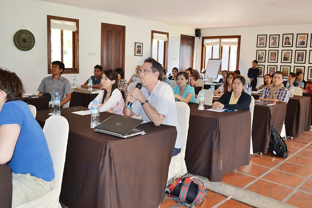 Scientific, Technical and Administrative exposés at the Riverside Boutique Hotel conference center